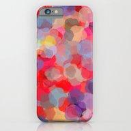 Confetti(colorful). iPhone 6 Slim Case