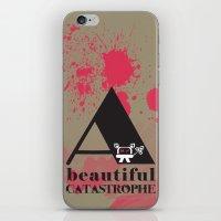 A Beautiful Catastrophe … iPhone & iPod Skin
