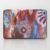 Abstract Mandalas iPad Case