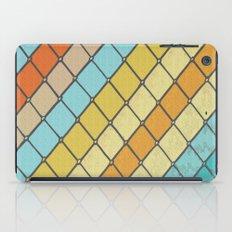 Fish Aqua Print iPad Case