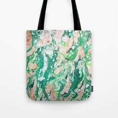 Moss Agate  Tote Bag