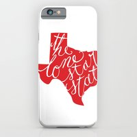 The Lone Star State - Texas iPhone 6 Slim Case
