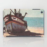 Shore Leave iPad Case