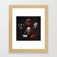Bohemian Revenge Framed Art Print