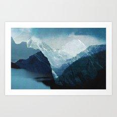 Untitled 20140114o Art Print