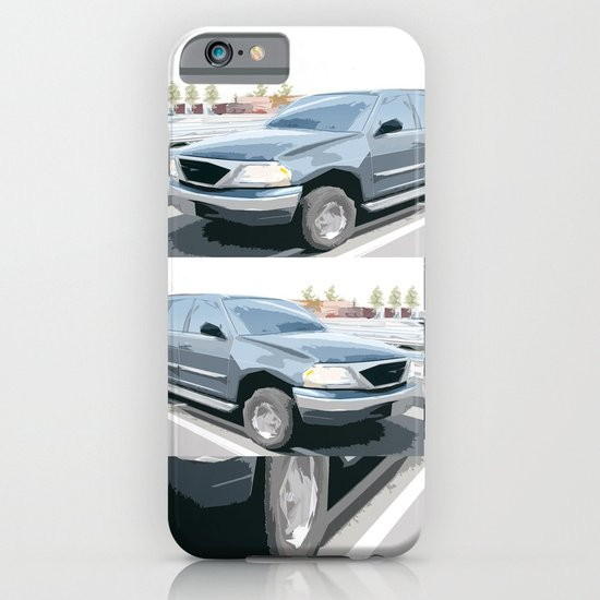 Ford Expedition updated face lift iPhone & iPod Case