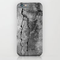 iPhone & iPod Case featuring Broken Stone Texture by Seeb Bremer