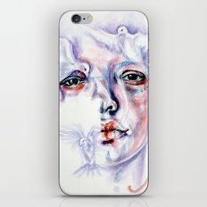 Violated purity iPhone & iPod Skin