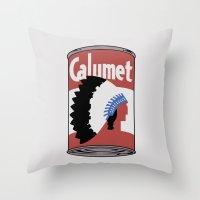 Calumet Throw Pillow