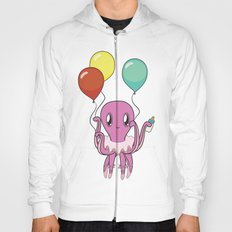 Octopus with tutu Hoody