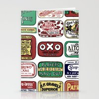 Tins Stationery Cards
