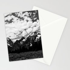 Grand Tetons  Stationery Cards