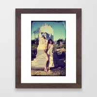 Keira Framed Art Print