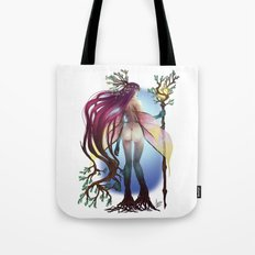 Fairy Queen Tote Bag