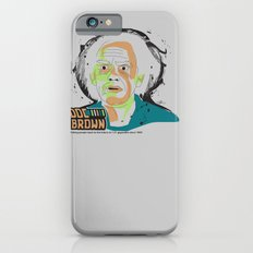 Doc Brown_INK - Back to the Future iPhone 6s Slim Case