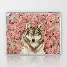 Wolf_leaves Laptop & iPad Skin