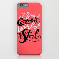 A Series Of Concepts Wor… iPhone 6 Slim Case