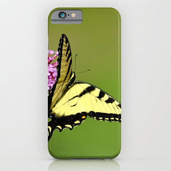 Nature Does Not Intrude II iPhone & iPod Case