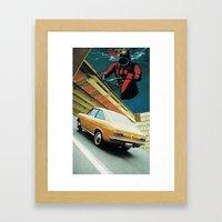 laboratory Framed Art Print