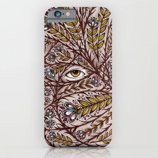 Golden Eye iPhone & iPod Case