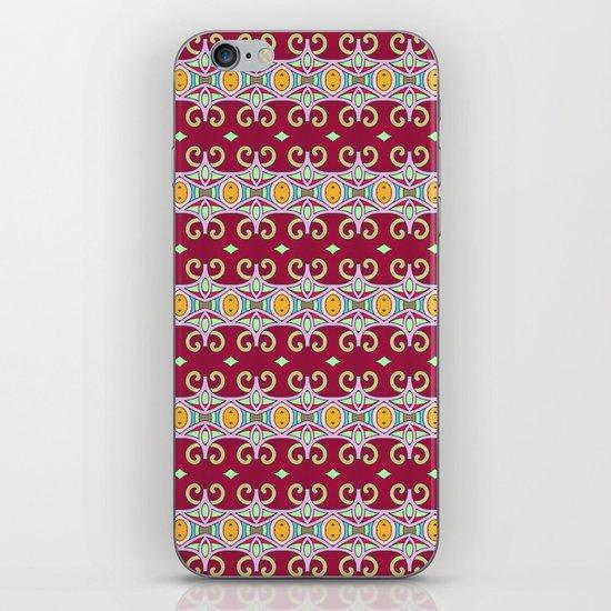 Mix&Match Indian Summer 02 iPhone & iPod Skin