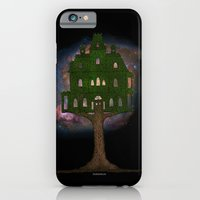 Cosmos Tree House iPhone 6 Slim Case