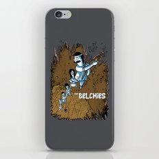 The Belchies iPhone & iPod Skin