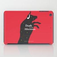 Ernest Hemingway Book Co… iPad Case