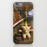 iPhone & iPod Case featuring The Care and Feeding of Teddy by Daniel Donnelly