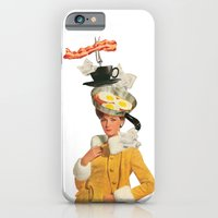 Bacon And Eggs Couture iPhone 6 Slim Case
