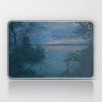 Dusk At The Lake Laptop & iPad Skin