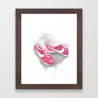 Cortez Framed Art Print