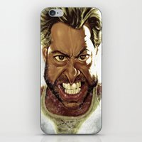 Wolverine Caricature iPhone & iPod Skin