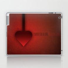 SMOOTH MINIMALISM - Sympathy For The Devil Laptop & iPad Skin