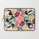 Wild Garden II Laptop Sleeve