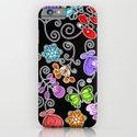 i love doodles iPhone & iPod Case