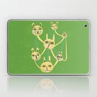 Connected Rabbits Laptop & iPad Skin