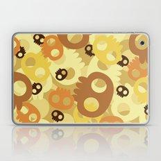Skull Crossbones Pattern Laptop & iPad Skin