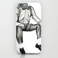 'Sitting Man' iPhone 6 Slim Case