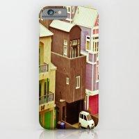 Colorful Condos iPhone 6 Slim Case
