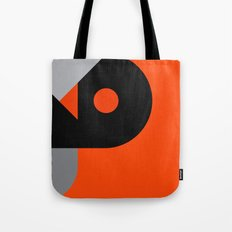 Letter P Tote Bag
