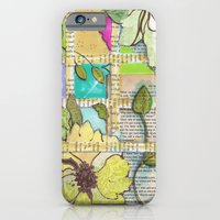 iPhone & iPod Case featuring Iphone Case3 by Cathy Bluteau of Cathy Michaels Design