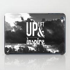 Up Lift & Inspire iPad Case