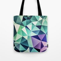 :: digital pattern :: Tote Bag