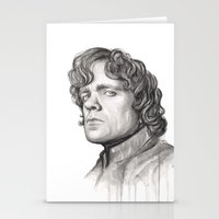 Tyrion | Game Of Thrones Stationery Cards