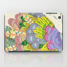 Cloud Peacock iPad Case