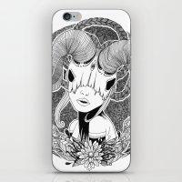 Not a unicorn iPhone & iPod Skin