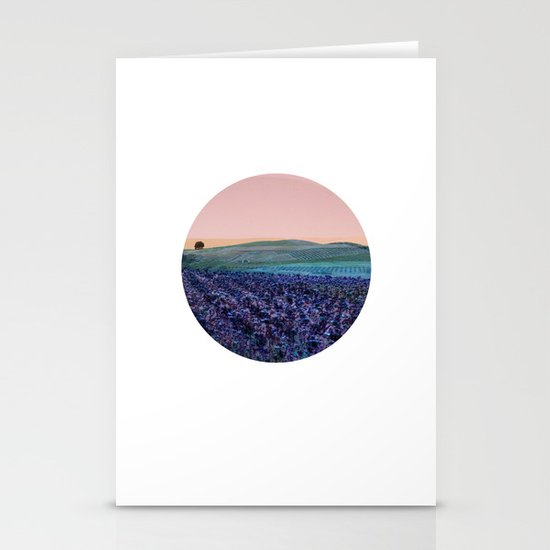 Land of the Free Stationery Card