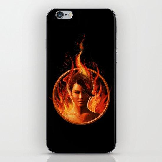 THE MOCKINGJAY iPhone & iPod Skin