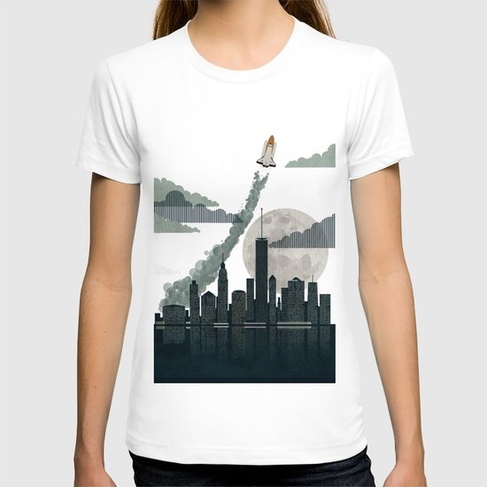 Rocket City T-shirt